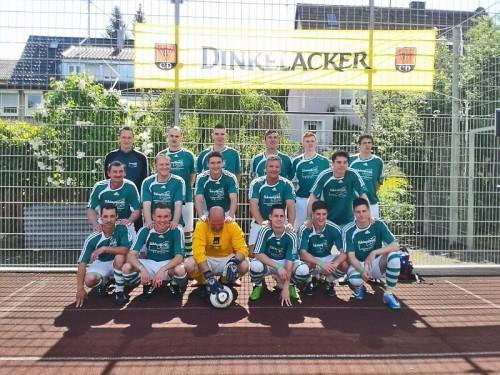 Unsere Mannschaft für das Stetten-Turnier 2013