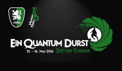 Logo Stetten-Turnier 2016: Ein Quantum Durst