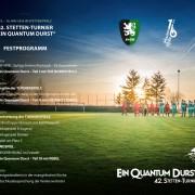 Festprogramm 42. Stetten-Turnier