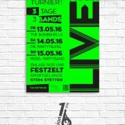 Bands 42. Stetten-Turnier
